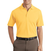 Textured Polo with Wicking